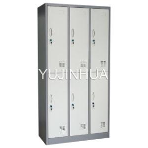 6 Door Steel Locker (JH-033N)