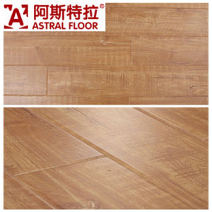 Crystal Diamond Surface (Great U-Groove) Laminate Flooring (AS6160) pictures & photos