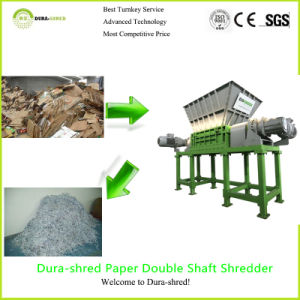 Dura-Shred Complete Paper/Tire Recycling Machine (TSD1332) pictures & photos