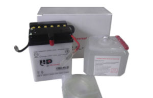Dry Charged Vented Motorcycle Battery (YB2.5L-C)