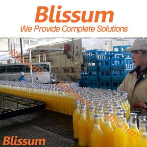 Full Automatic Fruit Juice Filling Production Line pictures & photos