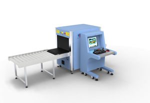 Security Requirement Places Handbag, Shoes, Toys Security Checking X Ray Baggage Inspection System pictures & photos