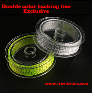 Exclusive Double Color Fly Fishing Backing Line pictures & photos