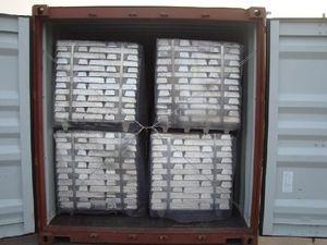 Aluminum Alloy Ingot/Aluminium Ingots 99.7% Manufacturer! ! ! pictures & photos