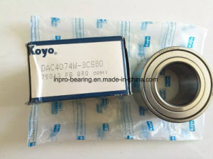 Koyo Auto Wheel Bearing Dac4074W-3CS80 for Korean Vehicles pictures & photos