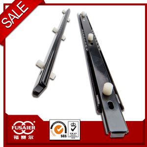 27mm Quick Assembly Single Extension Drawer Runners pictures & photos