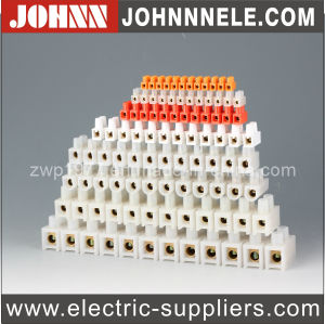 U Type Screw Mount Terminal Block Strip pictures & photos