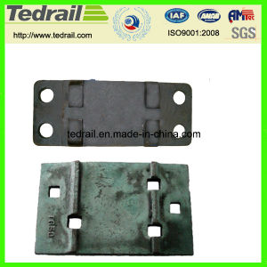 Arema Tie Plate for Trian Rail pictures & photos