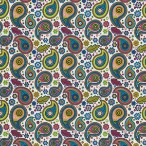 Kingtop 1m Width Flower Design Aqua Print Film Wdf703-1 pictures & photos