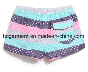 Board Shorts for Women/Lady, 4 Way Fabric, Quickly Dry pictures & photos
