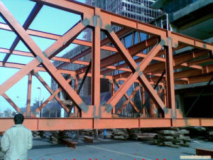 Good Quality Steel Structure in China pictures & photos