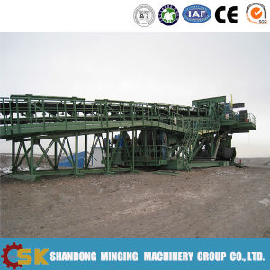 Displacement and Semi-Displacement Belt Conveyor