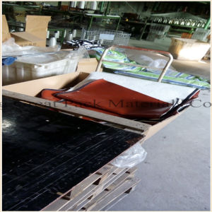 High Altitude Vehicle Special-Purpose Silicone Fiberglass Pipe Insulation Fire Blanket pictures & photos