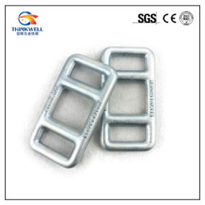 2′′ Welded Forged Ring Cargo One Way Lashing Buckle pictures & photos