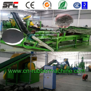 Waste Tyre Recycle Production Line, Tire Recycling Line pictures & photos