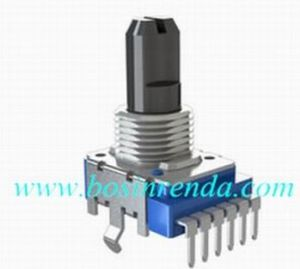 Rotary Potentiometer with Plastic Shaft for Mixer and Amplifier- RP1101go pictures & photos