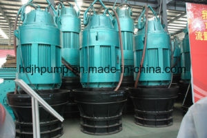 Submersible Propeller Type Axial Flow Pump