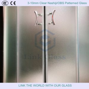 6mm-12mm Shower Transparent Tempered Glass with Grooves/Notche/Holes/Hinges Polished Edges pictures & photos