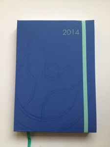 Agenda with Elastic Band pictures & photos
