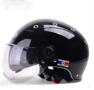 2016 New Wholesale Open Face Helmets, Motorbike Summer Helmets Double Visors pictures & photos