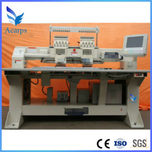 2 Head Embroidery Sewing Machine