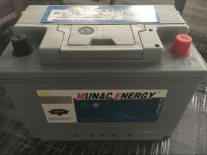 DIN60mf 12V60ah Maintenance Free Car Battery pictures & photos