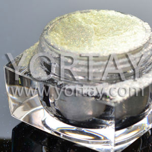 Silver White Pearlescent Pigments/ Shimmer White Pearl Effect Powder (SW6257)