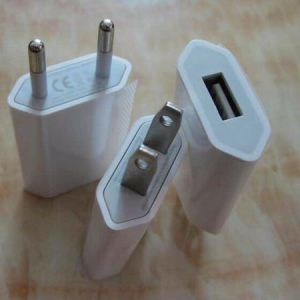 Factory Wholesale Mobile USB Charger Adapter for iPhone5/6/7 pictures & photos