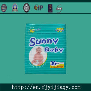 China Wholesale Disposable Baby Diaper pictures & photos