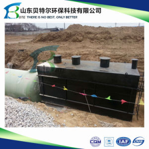 Sewage Treatment Plant for Various Kind Wastewater (WSZ) pictures & photos