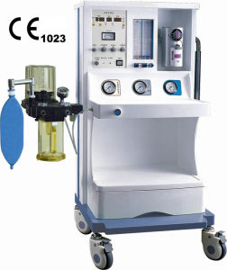 Medical Equipment Anesthesia Machine with Ventilator Price pictures & photos