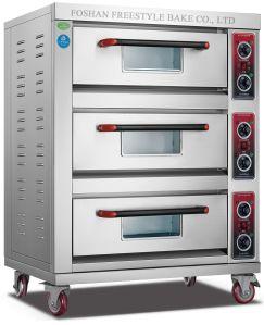 Deck Baking Oven (RM-3-3D)