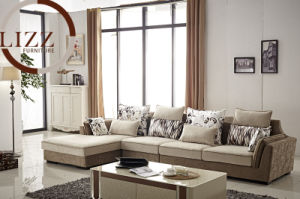 Furniture New Product Sectional Fabric Sofa (L. B1033) pictures & photos