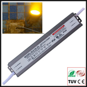 50W Constant Voltage Waterproof IP67 LED Power Supply with SAA pictures & photos