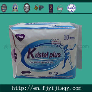 High Quality Women Anion Sanitary Napkin pictures & photos