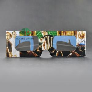 Paper Linear Polarized 3D Glasses (SNLP 032)