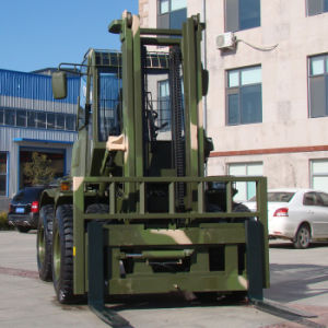 5 Ton Rough Terrain Forklift in Forklifts Truck for Sale pictures & photos