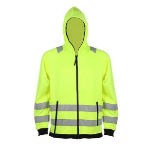 Winter Strip Yellow Reflective Safety Uniform pictures & photos