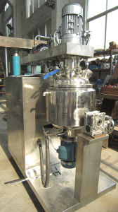 Vacuum Homogenizer Emulsifier pictures & photos