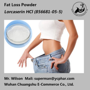 Popular Fitness Chemical Raw Material Lorcaserin HCl Hemihydrate 856681-05-5 pictures & photos