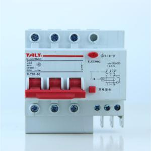 Earth Leakage Circuit Breaker Dz47le-63-3p 20A