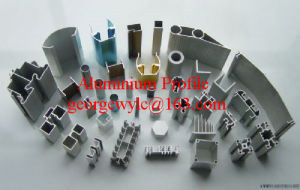 Customized Design Various Anodizing Chrome Aluminum Extrusion Profile Aluminium Profile pictures & photos
