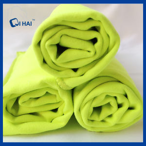 Microfiber Suede Sports Cool Towel (QHS44569)