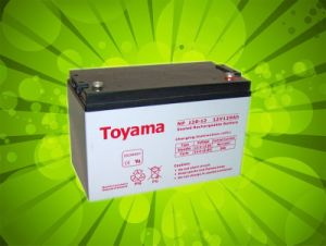 12V120ah Good Quality UPS Battery Sealed Lead Acid pictures & photos