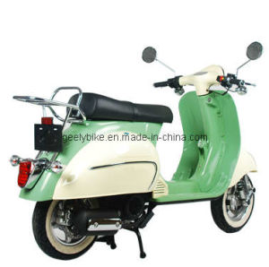 50cc Vespe Vintage Scooter DOT/EPA Approved pictures & photos