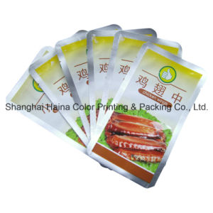 Foil Heat Seal Plasic Food Packing Vacuum Bags