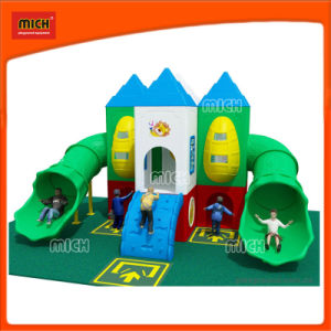 Newest Colorful Plastic Indoor Playground pictures & photos