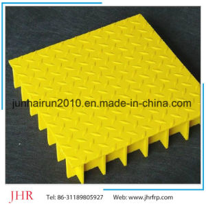 Fiberglass Plate Grating for Car Wash pictures & photos