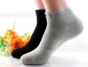 Cheap Pirce Men′s Cotton Sock pictures & photos