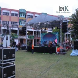 Outdoor Aluminum Stage Roof Truss System pictures & photos